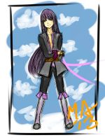 Tales of Vesperia, Yuri Lowell by MasterAki