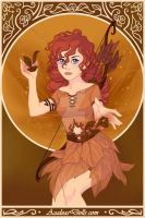 Merida, Spirit of Autumn by DisneyPony