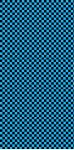 Black and blue Checkers Background by Lythronax
