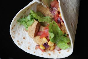 Chicken fajitas by Atozy