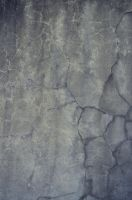 Cracked Concrete by sixwings