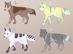 Adopts 1 - OPEN! by Sarility