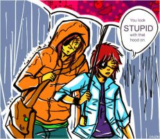 Stupid color by Cruzle