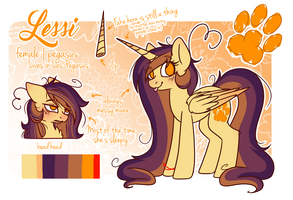 Lessi Reference {2017} by Ruef-Bae