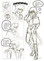 Fighting Tournament Audition Pg3 by FuyusFox