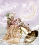 Sweet dreams III by CindysArt