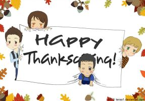 Happy Thanksgiving by teraa1