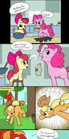 Hey Pinkie Pie ... by Dreatos