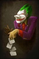 Joker the joke by cavalars