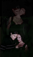 Vampires in the night by Luna2
