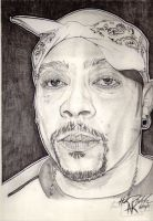 Nate Dogg by The-Art-Kid