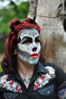 Day of the Dead -  Beauty by the-sooz
