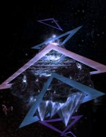 crystal pyramid by slayyou2