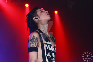 Andy Biersack #12 by RavenReckless