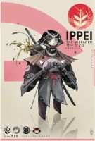 Ippei by rossdraws
