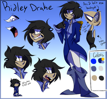 Ridley New Ref by MtfoxX3
