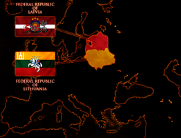 Baltic Coalition - Balt States by GTD-Orion