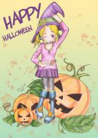 Happy Halloween 2008 by GisaPizzatto
