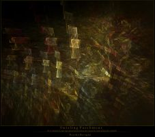 Swirling Parchment by Psychodesignz