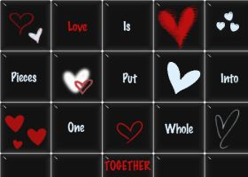 Heart tiles by alieg123