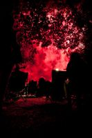 The Sky Was Red With Anger by MichaelJackson-Rand