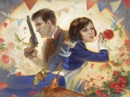 Bioshock Inf by Alteya