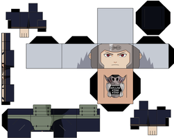Tobirama young armor by hollowkingking