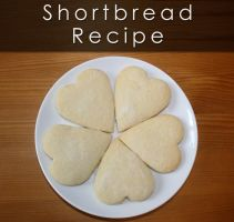 Shortbread Recipe by UnderstoodsAreFew