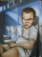 Vincent D'Onofrio  - Full Metal Jacket by infiltr8arts