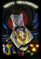FMA - hagaren halloween by raidenokreuz76
