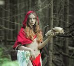 Red Riding Hood D by ohlopkov