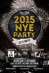 New Year Party Flyer by Mariux10