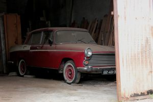 Old Car by MonicaSousa