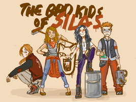 The Bad Kids of Silas by celinagr