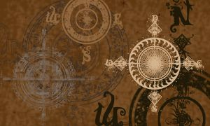Steampunk Wallpaper by tormented-fears