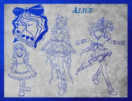 Faces of Alice by wk-omittchi