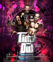 TWN Time Out 2015 Poster by SoulRiderGFX