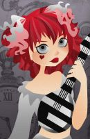 Emilie Autumn by Yoru92