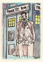 Doctor Who Commission by SpencerPlatt