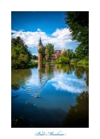 Bad Muskau - the castle 6 by calimer00