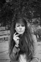 Smoking by Lil-Photographys