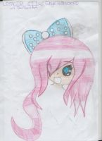 Anime Cutie by lostgirl111