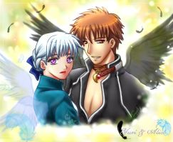 Shadow Hearts :: Dark+Light :: by sapphirez