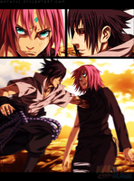 NARUTO 693 - Coloring by DEOHVI