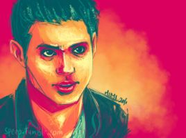 Dean Winchester by speep