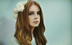 Lana Del Rey by PurpleScissors