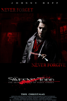 Sweeney Todd Movie Poster 15 by scionjon