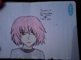 My sasori drawing! by marshmallow-away