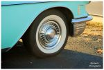 1958 Cadillac Hubcap by TheMan268
