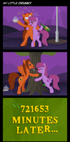 My Little Drunky by aha-mccoy